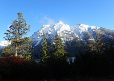Beautiful Andes in Northern Patagonia - Argentina