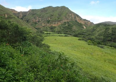 Raw land - perfect for adventure tours or a quiet B and B - Ecuador