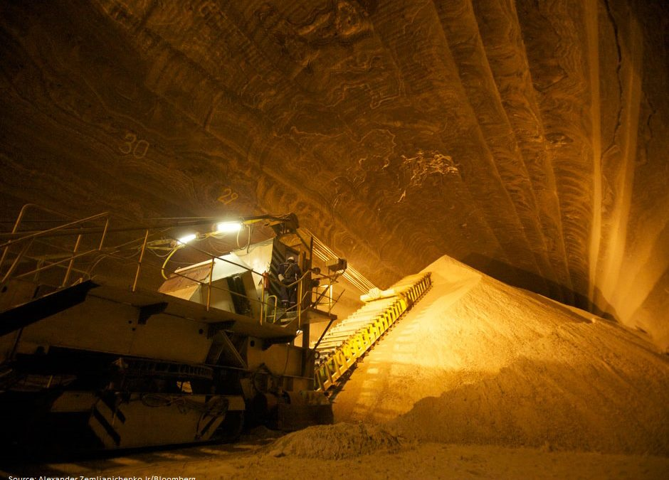 Is Potash Rising from the Investment Ashes?