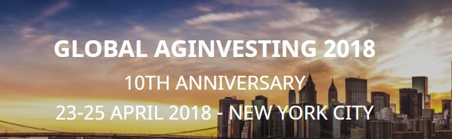 Global AgInvesting 10th Anniversary Conference